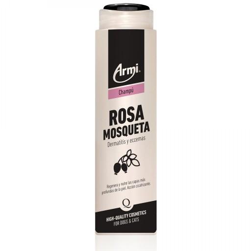 Armi Champú De Rosa Mosqueta para Perros