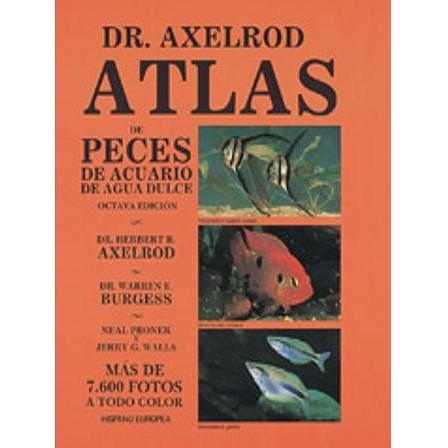 Atlas Peces Acuario de Agua Dulce