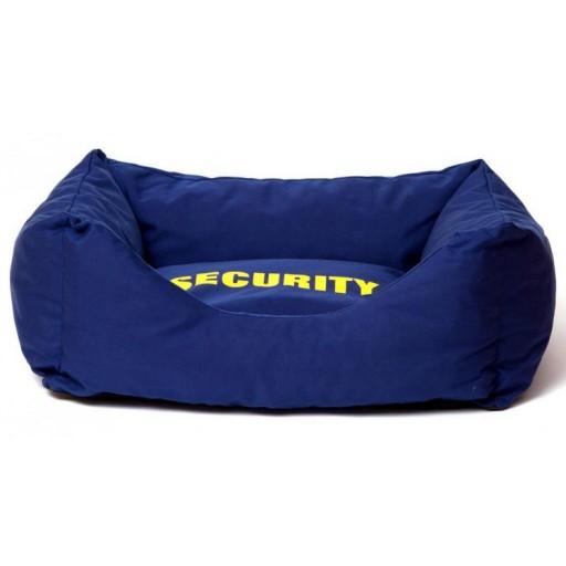 Cama polisilk Security azul