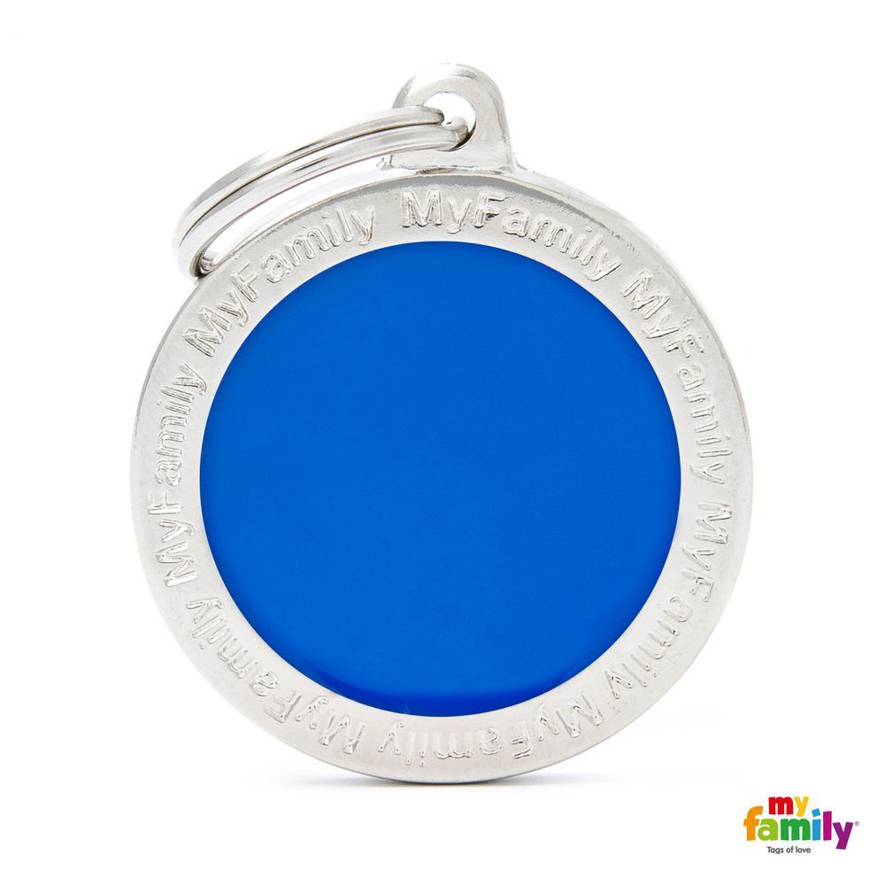 Círculo Grande Azul
