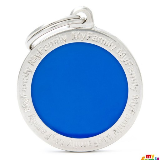 Círculo Grande Azul  [0]