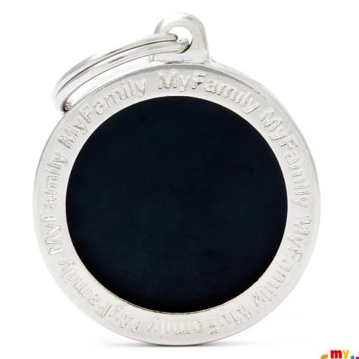 Círculo Grande Negro