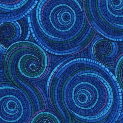 Collar con Click Modelo Mosaico [1]