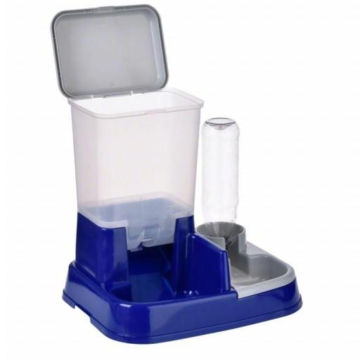 Dosificador Pienso y Agua Flamingo 5L [1]