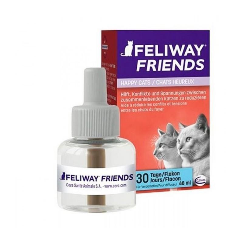 Feliway Friends Recambio 48ml