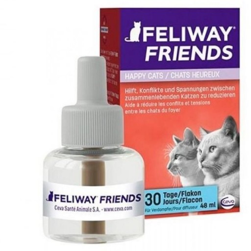 Feliway Friends Recambio 48ml