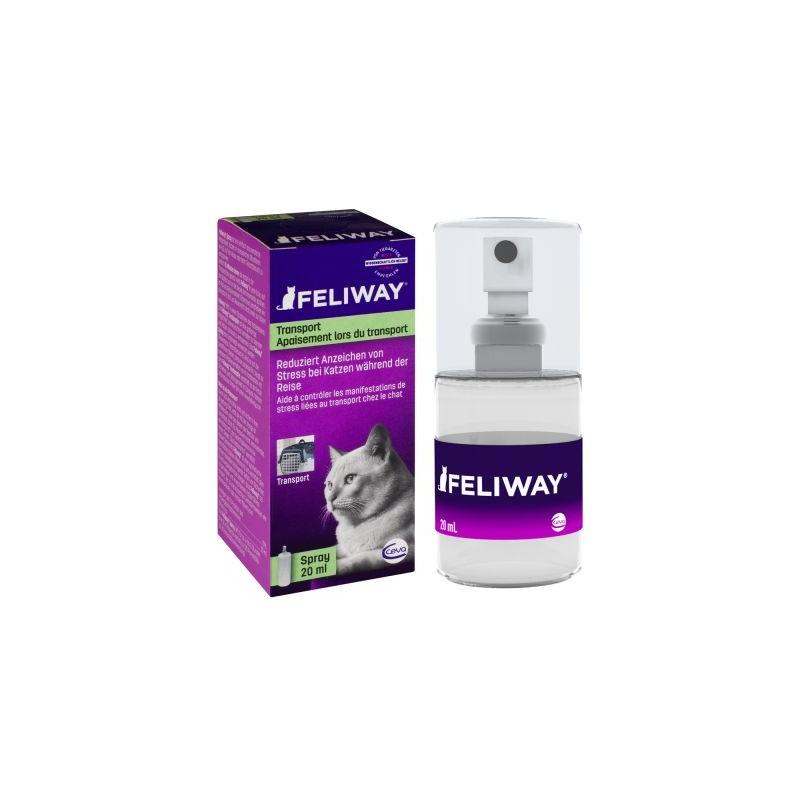Feliway F3 Travel Spray 20ml