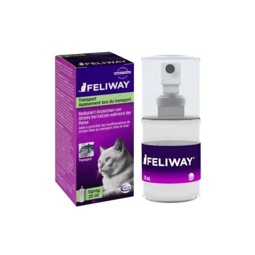 Feliway F3 Travel Spray 20ml