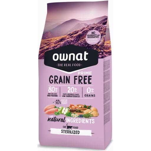 Ownat Grain Free Prime Sterilized Gato [0]