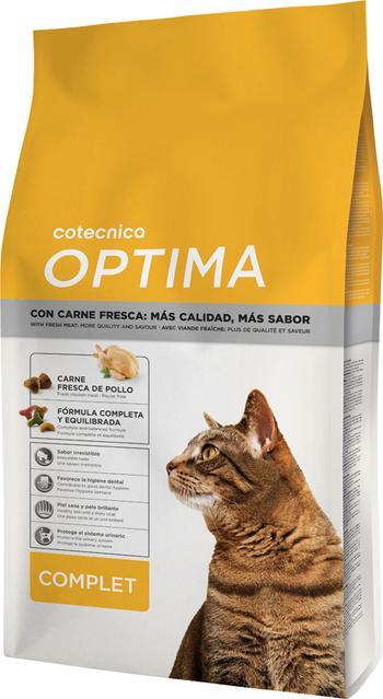 Cotécnica Optima Complet para Gato