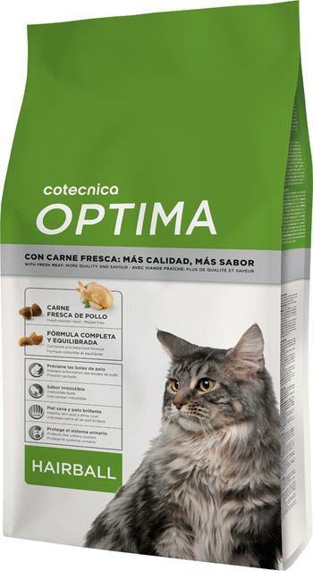 Cotécnica Optima Hairball para Gato