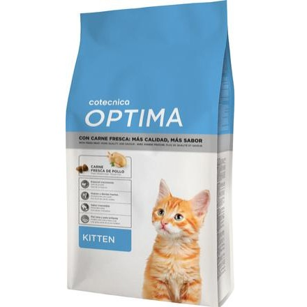 Cotécnica Optima Kitten para Gato Cachorro