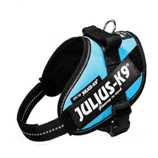 Julius K9 IDC Mini Azul Aguamarina