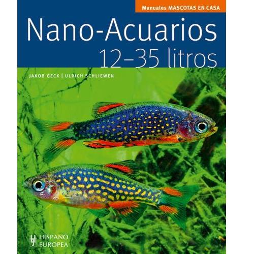 Nano-Acuarios de 12 a 35Ltr.