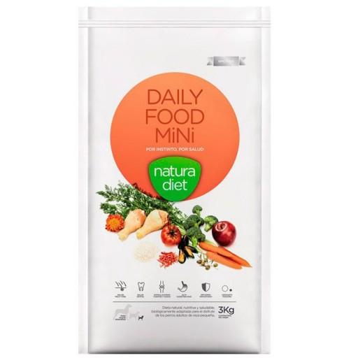 Natura Diet Daily Food Mini con Pollo