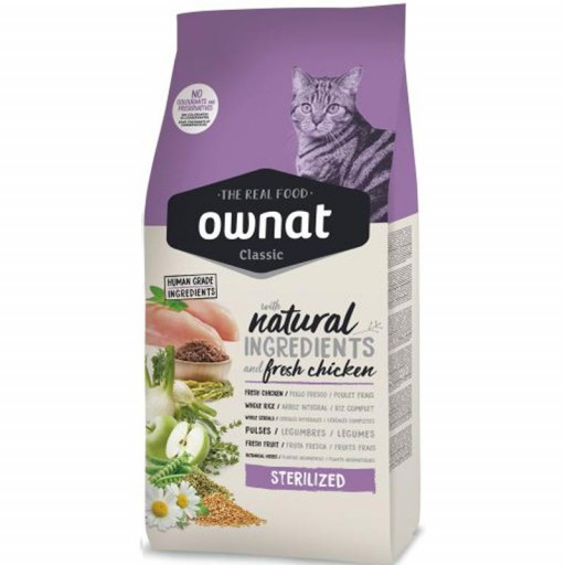 Ownat Classic Sterilized Cat