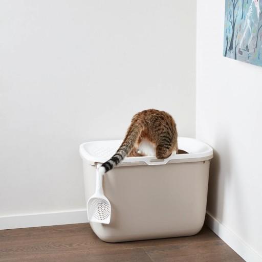 Savic Casita Gato Hop In [2]