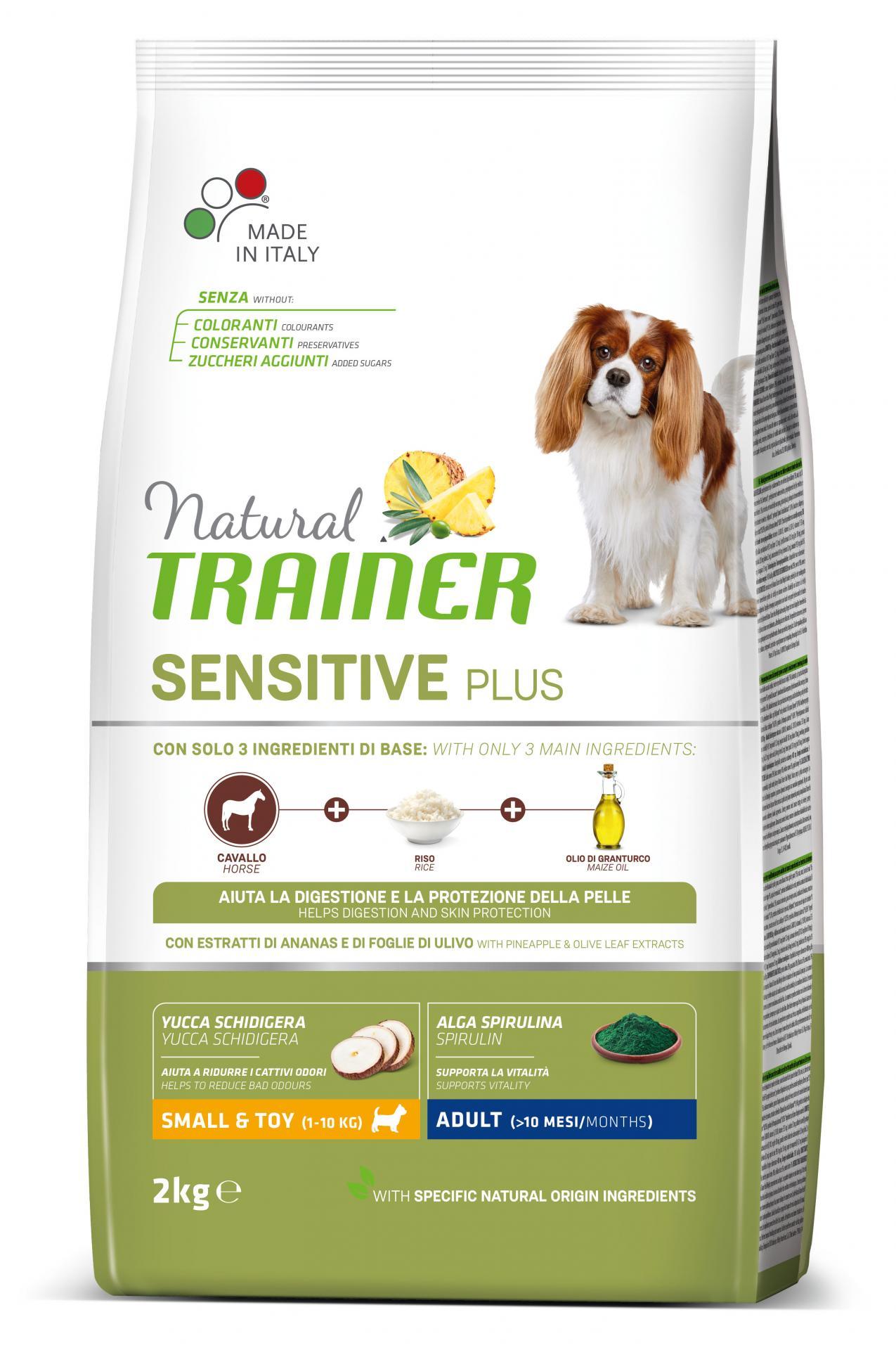 Trainer Sensitive Plus Caballo Adult Mini