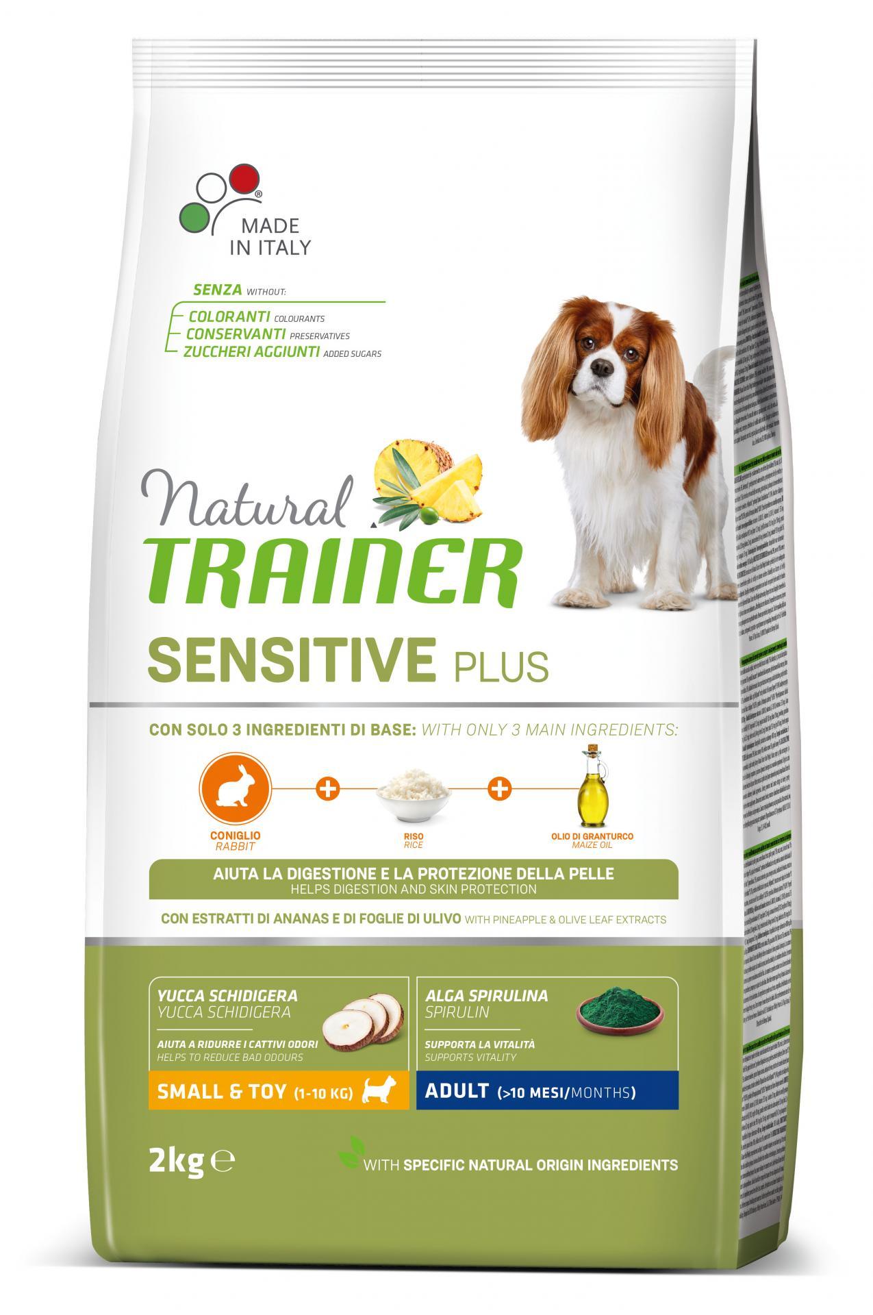 Trainer Sensitive Plus Conejo Adult Mini