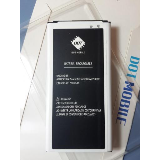 Batería De Móvil Samsung Galaxy S5 - 2800mAh