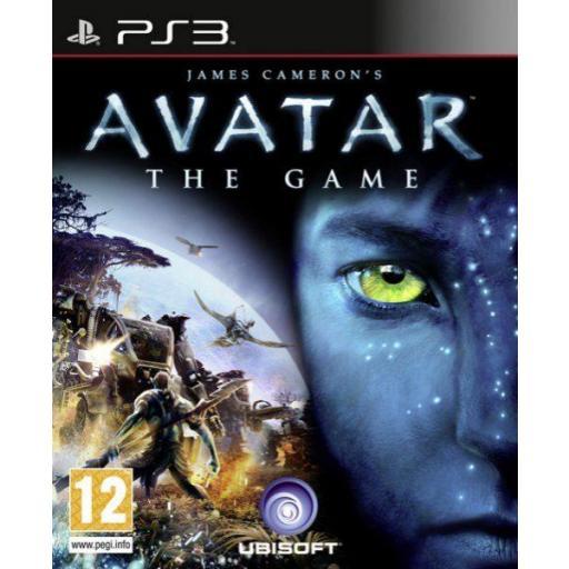 AVATAR EL VIDEOJUEGO PS3 PLAYSTATION 3! JUEGO PAL CASTELLANO