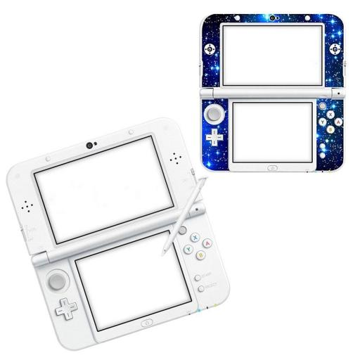 Adhesivo Skin para Nintendo New 3DS XL Galaxy Galaxia N3DS [1]