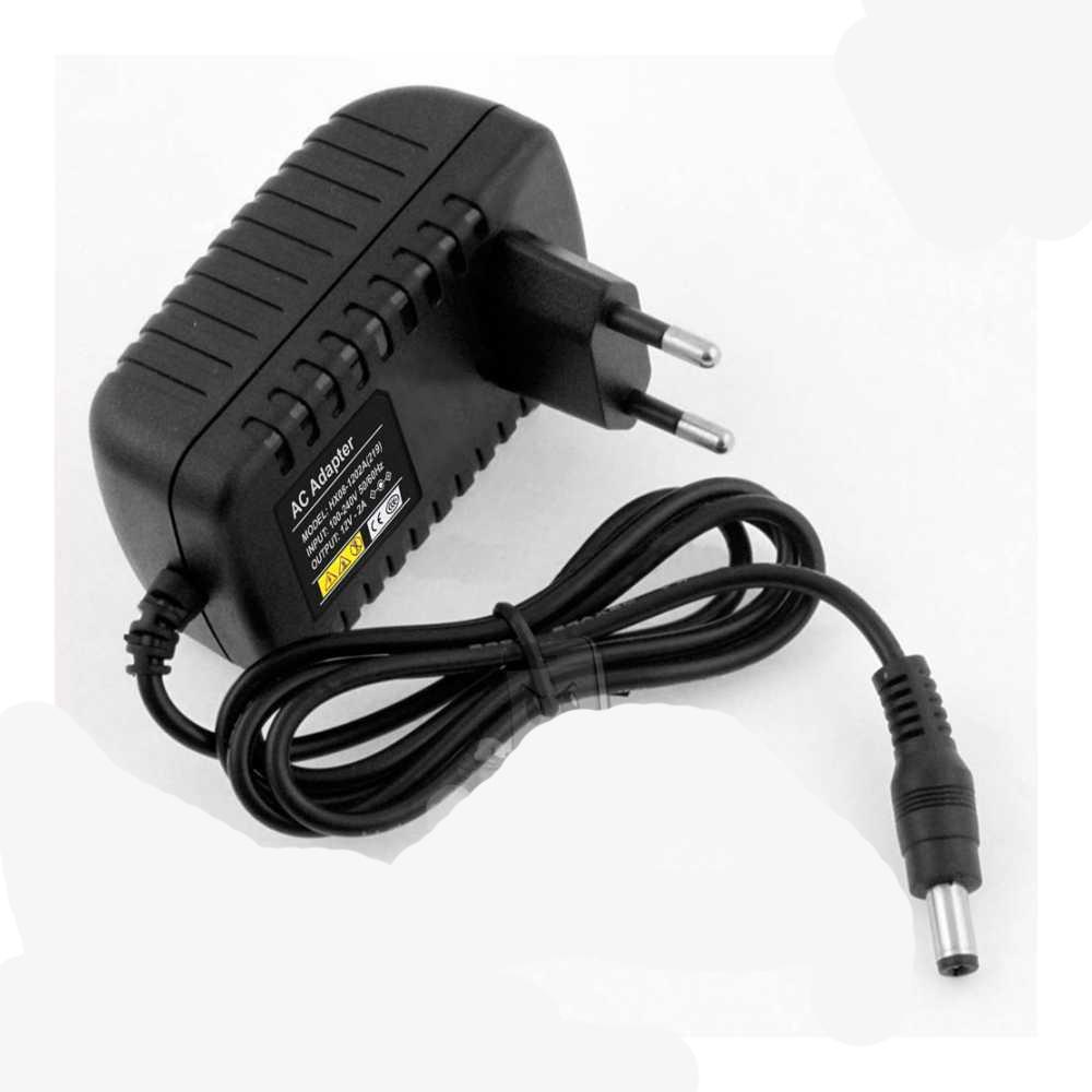 Alimentador Adaptador 12V 2A Con Conector Jack Dc Tiras Led