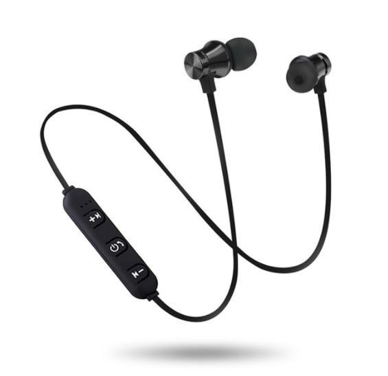 Auriculares internos Inalámbricos deportivos con Micrófono