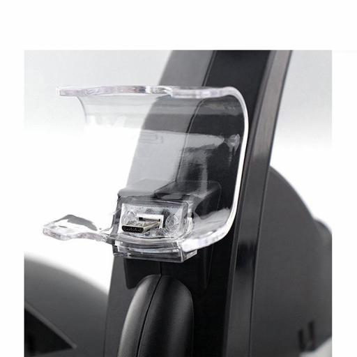 Base Mando de Playstation 4 - Cargador DualShock 4 Soporte Pro [2]
