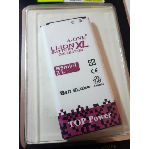 Batería de Móvil Samsung S5 Mini - EB-BG800BBE [1]