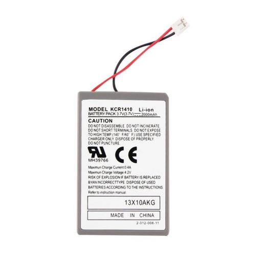Bateria de Mando PS4 Playstation 4 3.7V 2000Mah + Cable de Carga [1]