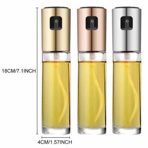 Botella para Aceite Cocina Spray Pulverizador Dispensador [2]