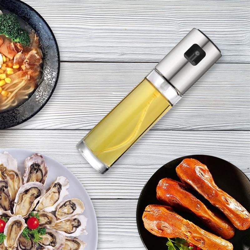 Botella para Aceite Cocina Spray Pulverizador Dispensador