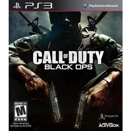 CALL OF DUTY BLACK OPS COD PLAYSTATION 3 PS3! PAL EN CASTELLANO