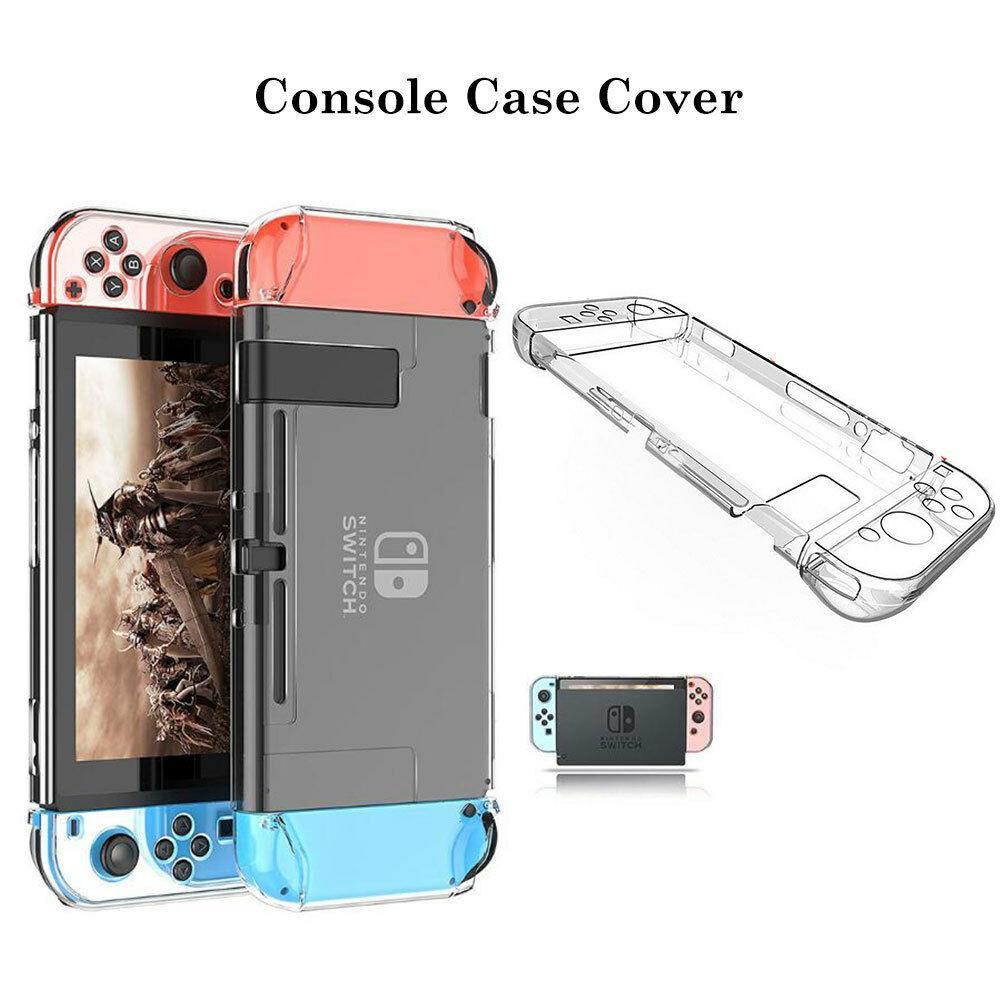 Carcasa Funda Switch Transparente Protector Nintendo Swich