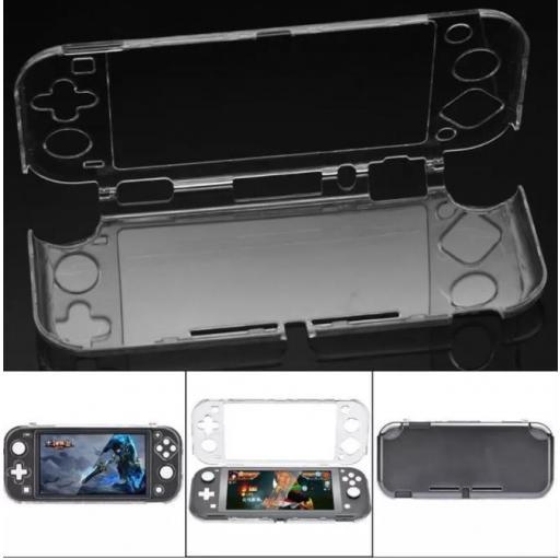 Carcasa Nintendo Switch Lite transparente | pequeña swich [1]