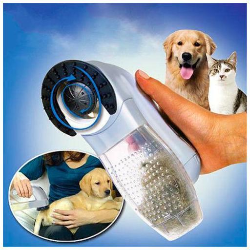Cepillo Aspirador De Pelos Para Perros Gatos Mascotas [1]