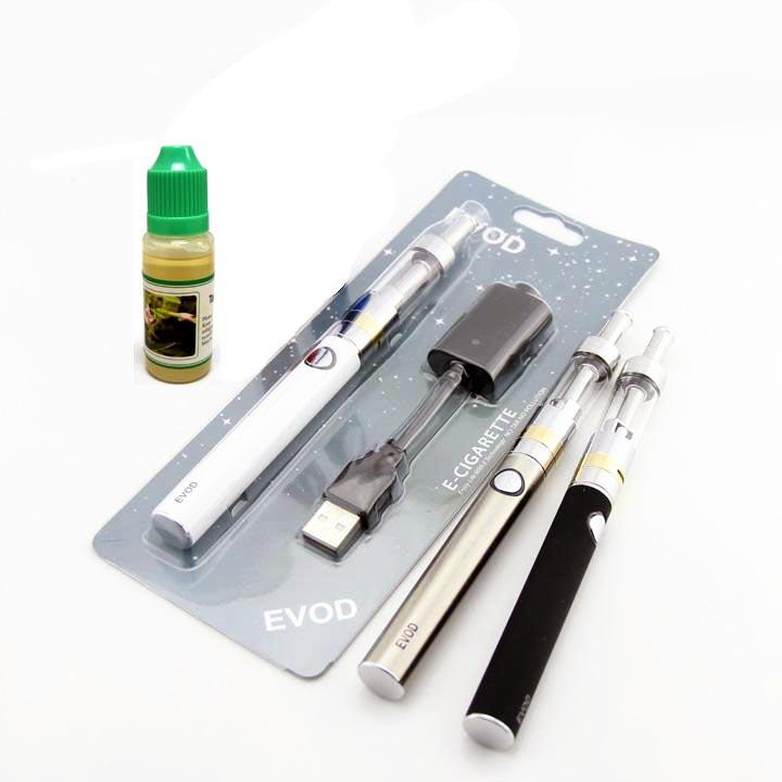 Cigarrillo Electrónico Vaporizador Recargable + Liquido de 10ML