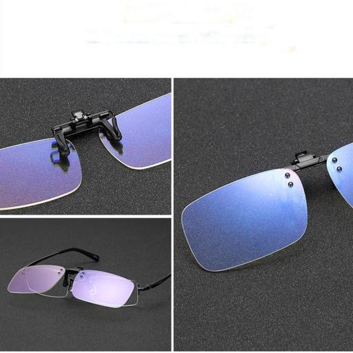 Clip Gafas anti Luz Azul | Filtro bloqueo ordenador [1]