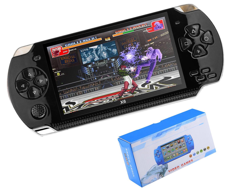 Consola Portátil Emuladora Con 10000 Juegos Clásicos NES GBA SMC