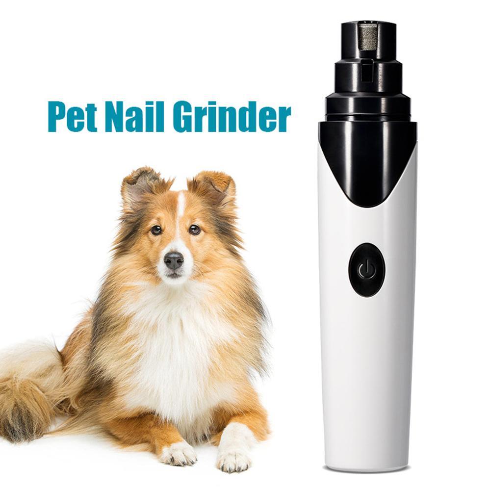 Corta uñas de Perros Gatos Eléctrico Amoladora para Mascotas