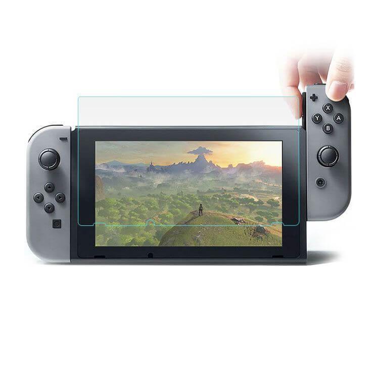 Cristal Templado para Nintendo Switch - Protector