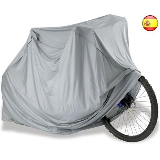 Funda De Bicicleta Protector 100 X 210 Cm Resistente Al Agua [0]