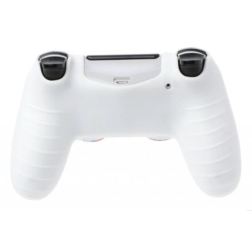 Funda Mando Playstation 4 de Calavera / Cráneo de Silicona PS4 [1]