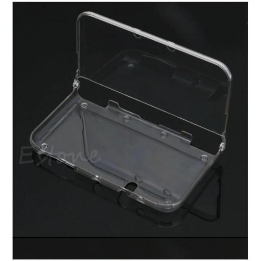 Funda Protector Nintendo New 3DS XL Carcasa Transparente N3DS [2]