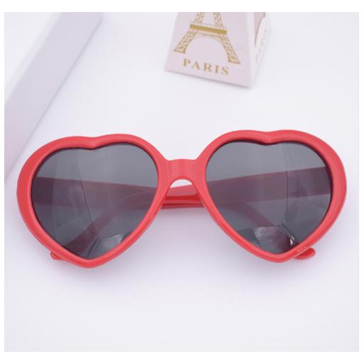 Gafas Corazón De Sol Para Mujeres Corazones Mujer
