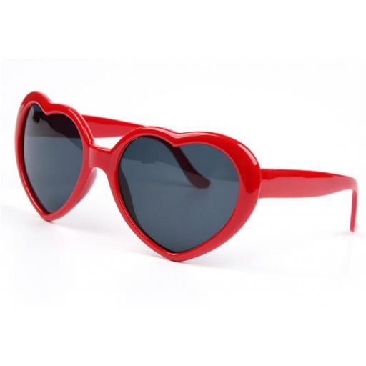 Gafas Corazón De Sol Para Mujeres Corazones Mujer [1]