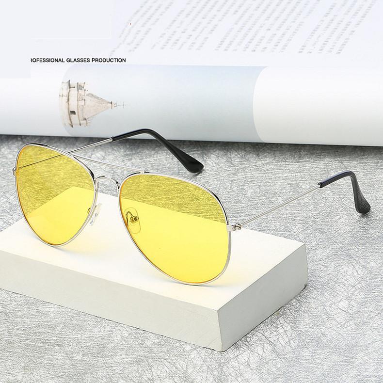 Gafas de Visión Nocturna para Hombres y Mujeres Lentes Amarillas