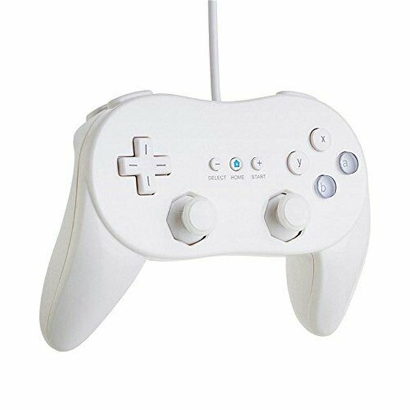 GamePad para Wii Segunda Generación Nintendo Joystick Pro