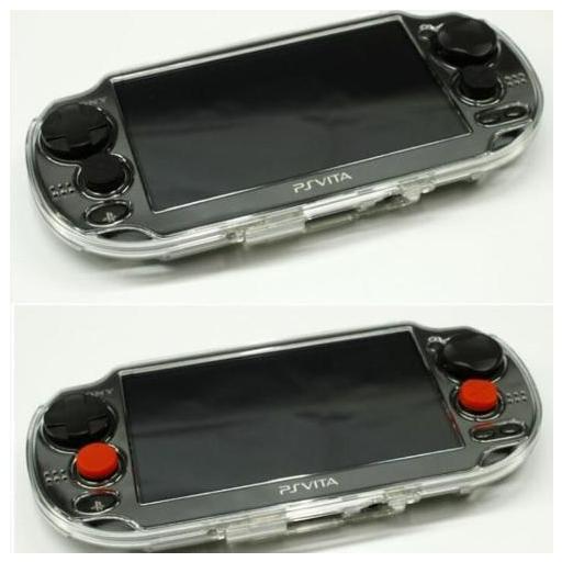 Goma Cover De Botones De PS Vita Direccional Cubierta Sony PsVita [3]